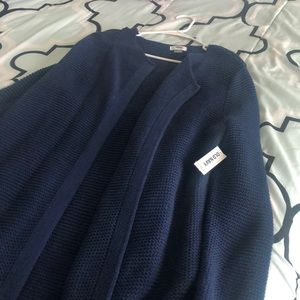 Old Navy Cardigan (M) oversized fit NWT